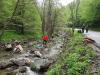 Spoločné upratovanie Dolinského potoka, máj 2021