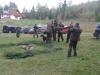 Predbežné skúšky farbiarov, Nálepkovo, 9.10.2016