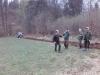 Obhospodárenie políčok pre zver, apríl 2017