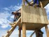 Výstavba posedu v lokalite Luhy, máj 2017