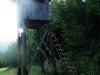 Posed na Bykovci - nový rebrík, august 2015