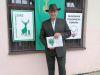Udelenie čestného uznania Michalovi Janovovi za rozvoj poľovníctva v okrese, júl 2020
